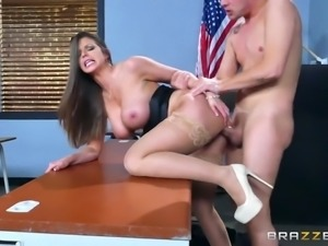 Brazzers - Brooklyn Chase - Big Tits At School