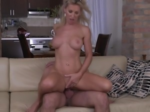 Hot milf and her younger lover 622