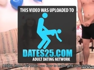 Asian beauty has a fuck with the n Shondra from dates25com