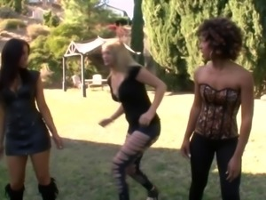 Charlie's Angels XXX WANKZ TV Parody
