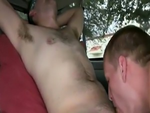 Gay sex movie small boy Gorgeous Day For Anal Sex On The Baitbus!