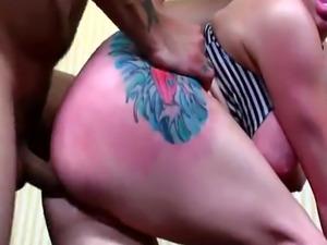 Adrianna Nicole loves deepthroat and anal