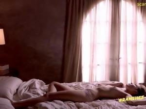 Lili Simmons Nude Scene In Banshee Series ScandalPlanet.Com