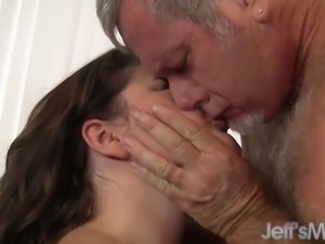 Sexy plumper Joslyn Underwood fucked and cum in mouth