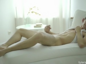Twink Riley Moore Beating Off