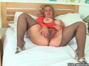 Next door milfs from the UK part 9