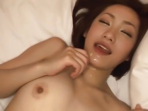 Nene Iino is one needy wife with desire for hardcore