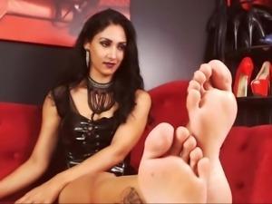 Indian Foot-Fetish