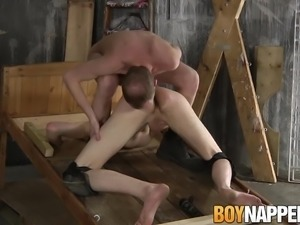 Sean Taylor gets destroyed by his master Casey O'Connel