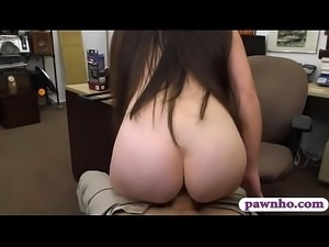 Enhanced trix fucked by horny pawn dude
