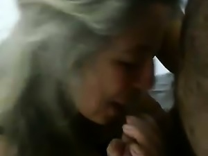 Horny couple making amateur anal porn video