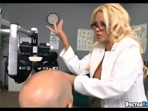 A Visit to the Eye Doctor
