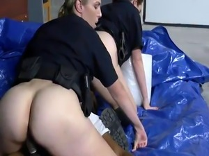 Tattoo blowjob and black anal play Cheater caught doing misdemeanor br