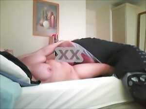 Cheating Nataly very Loud Orgasm