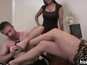 Jodi West gets fucked in various positions