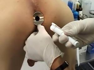 Gay erotica doctor exam xxx After Dr. Phingerphuck got down