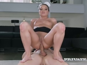 Anita Bellini is a true sweety and this maid loves getting fucked in the ass