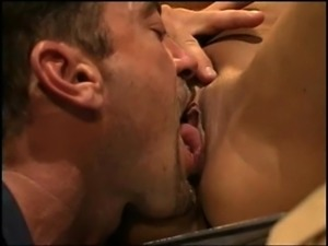 His mature schlong is just what her slippery hole wanted today!