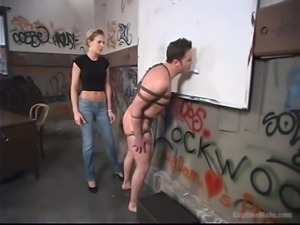 I like to humiliate my men and they, accordingly, like to be humiliated. I...