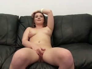 Nice ass Valerie smashed hardcore in reality close up casting
