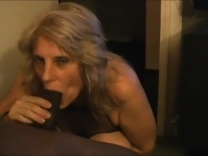 Amateur Likes Hard Interracial Doggystyle