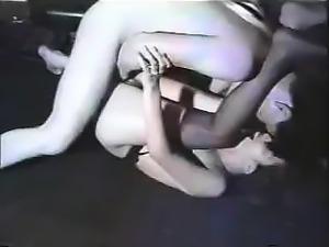 Asian Threesome Hardcore