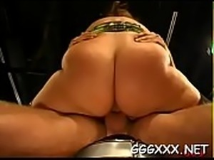 Steamy hot vagina gratifying