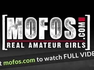Mofos - Lets Try Anal - Alexa Aimes - Racing