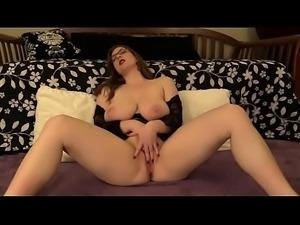 horny big-tits on webcam