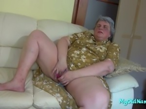 Compilation of Bbw Granny
