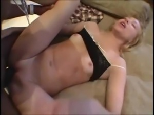 Big Cock -Distroys This Virgin Teen