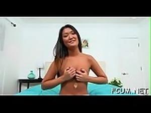 Enjoyable babe performs cock-sucking