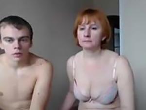 homemade wife video of giving handjob
