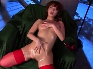 Sana Anzyu supreme POV cock - More at Slurpjp.com