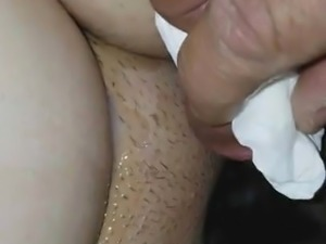 amateur Arab wife close-up
