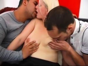 Carola takes a lot of cocks