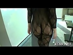 Enchanting pussycat needs u to touch her bigtits softly