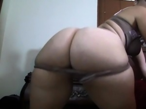 Webcam Plenty of solo pussy and ass play