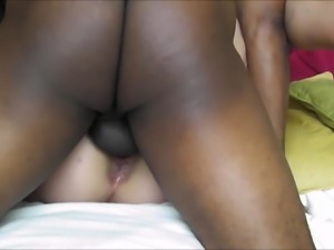 Another BBC for her tight pussy