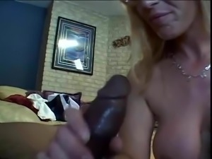 girl with glasses loves anal
