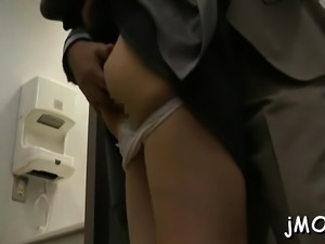 Excited older takes it from behind and gets her ass jizzed