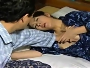Lustful Asian housewife gets the hardcore drilling she needs