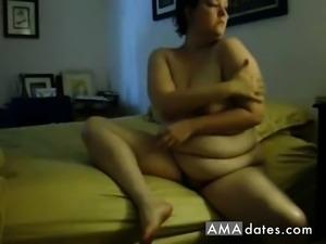 My horny mum caught masturbating. Hidden cam