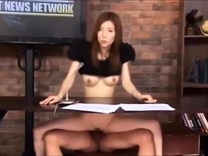 Funny Asian Sound Over