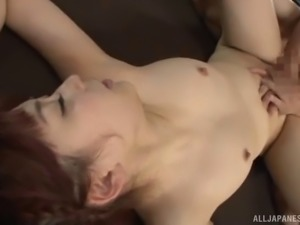 Beautiful aine maria moans loudly while she bangs with a stranger