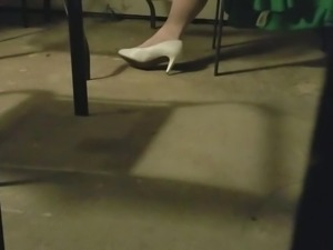 bbw in ripped pantyhose 5