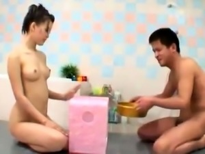 Japanese massage handjob