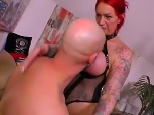 Bright fire kissed sexpot Anica Red loves to be fucked missionary daily