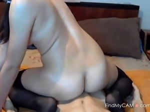 Teen Couple fuck hard from behind and suck Hard