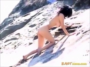 Reon Kadena sexy nude video compilation